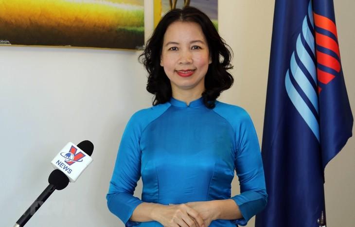 AIPA 41: 各国对越南的筹备工作予以高度评价 - ảnh 1