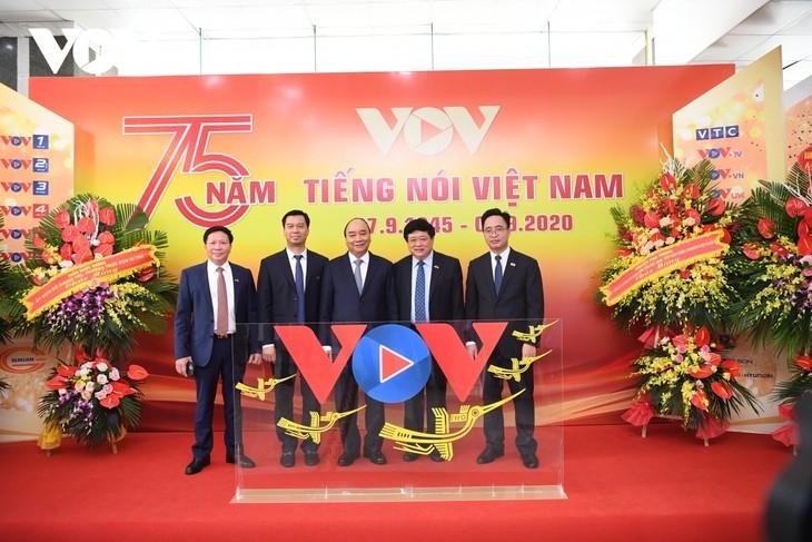 越南之声隆重举行台庆75周年纪念大会 - ảnh 1