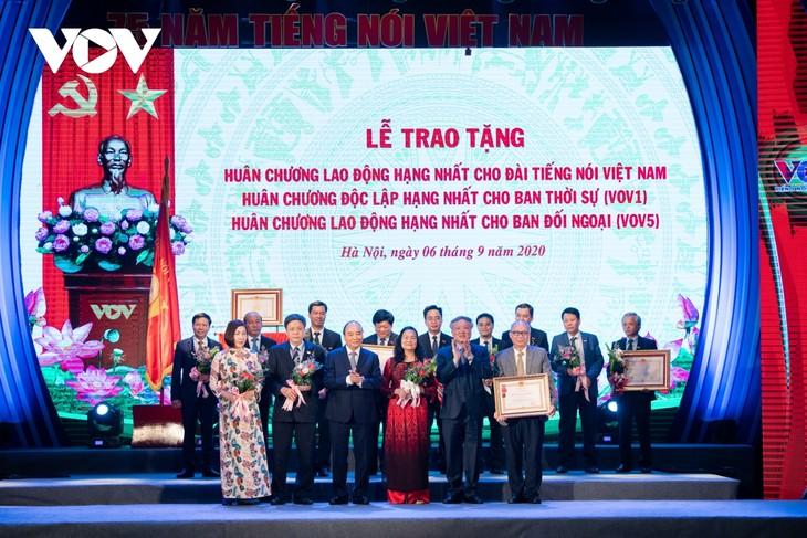 越南之声隆重举行台庆75周年纪念大会 - ảnh 2