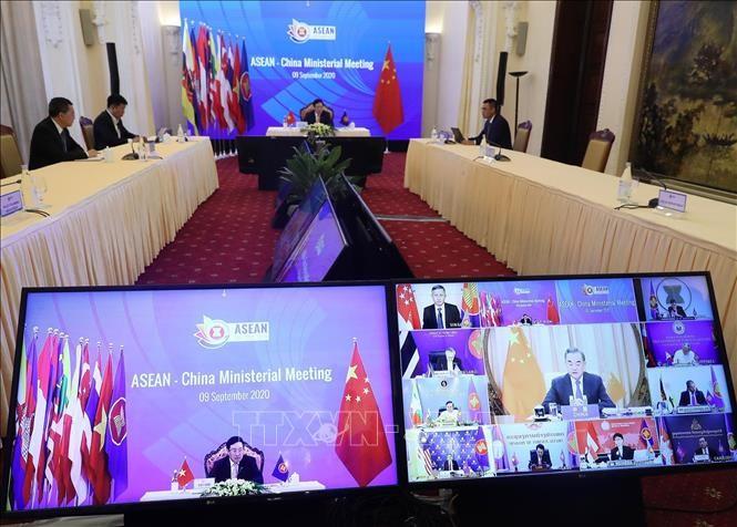 东盟与中国关系30年来活跃并积极发展 - ảnh 1