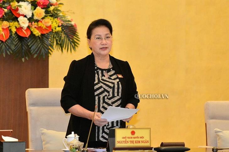 越南国会常委会向减贫国家目标计划提供意见 - ảnh 1
