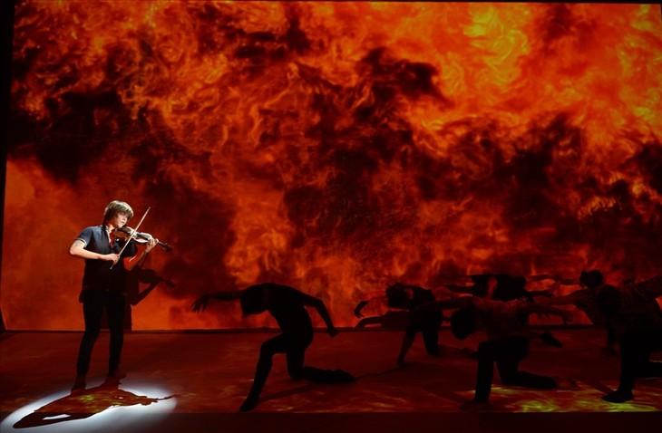 小提琴演奏家英秀——走在没有玫瑰的路上 - ảnh 2