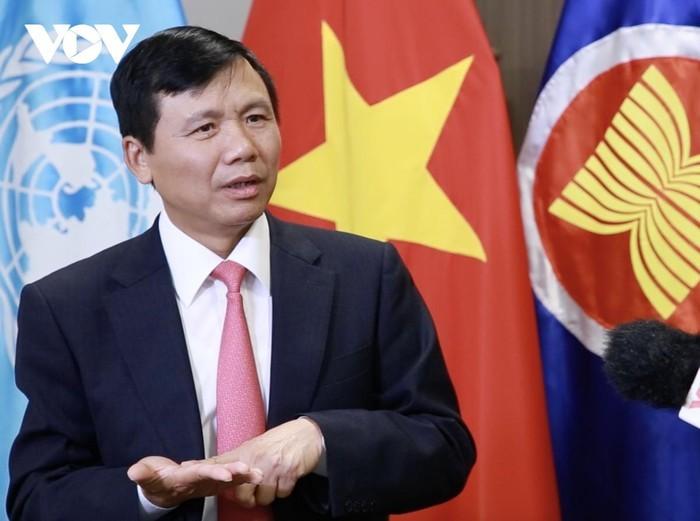 越南是联合国强有力的伙伴 - ảnh 1