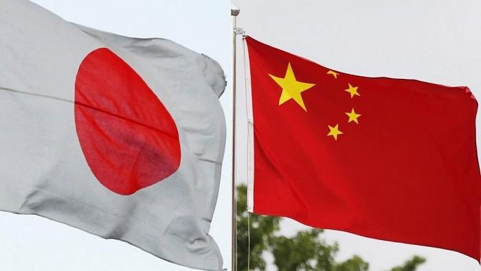 日中两国领导人就紧密合作稳定国际和地区局势达成共识 - ảnh 1