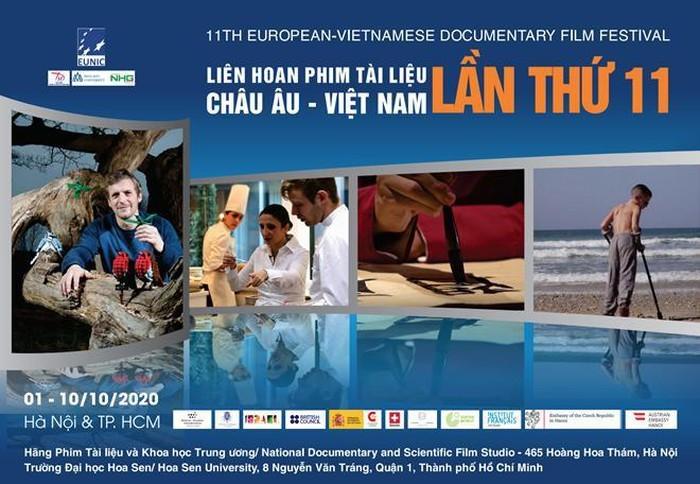越南欧洲纪录片节共放映22部纪录片 - ảnh 1