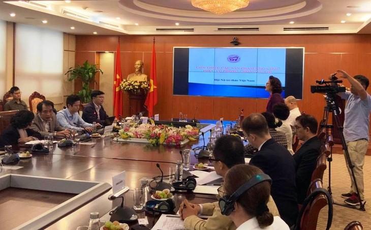 越南研发和生产的准确率相当于PCR的检测试剂将于12月上市 - ảnh 1