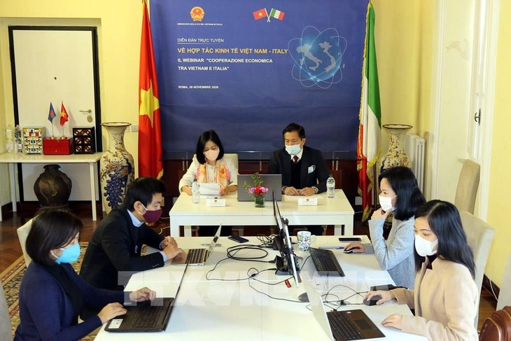 越南和意大利促进经济合作 - ảnh 1