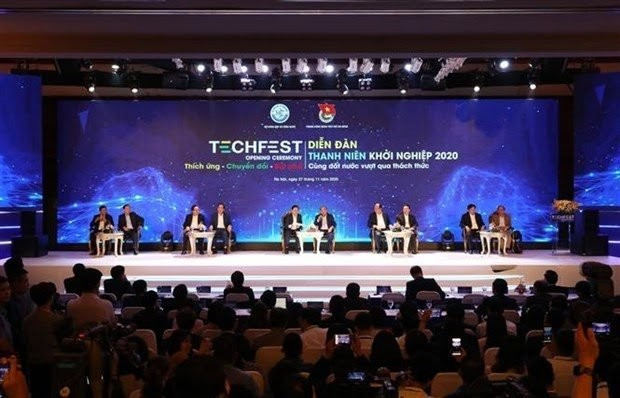 2020年越南国家创新创业节筹集1400万美元资金 - ảnh 1