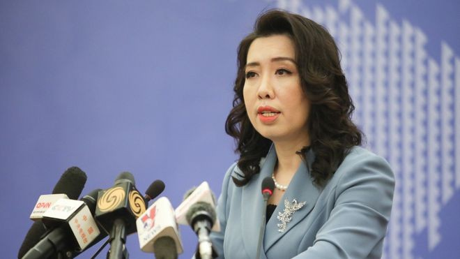 越南对中国在黄沙群岛举行非法军演做出反应 - ảnh 1