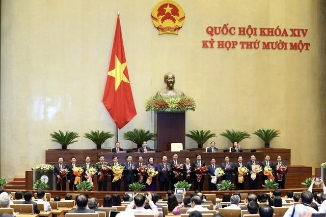 各国领导人纷纷向越南新领导班子致贺电 - ảnh 1