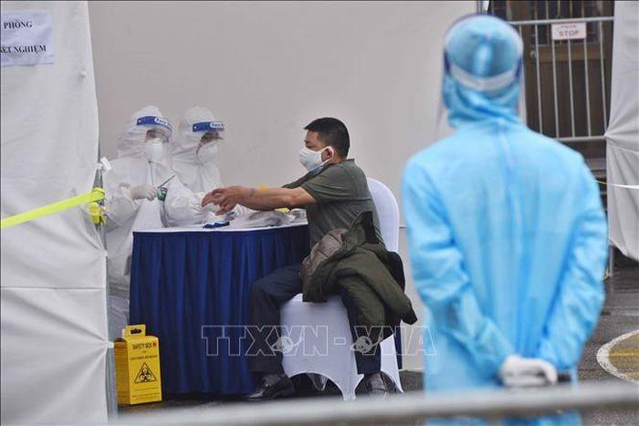 4月10日越南无新增新冠肺炎社区传播病例 - ảnh 1