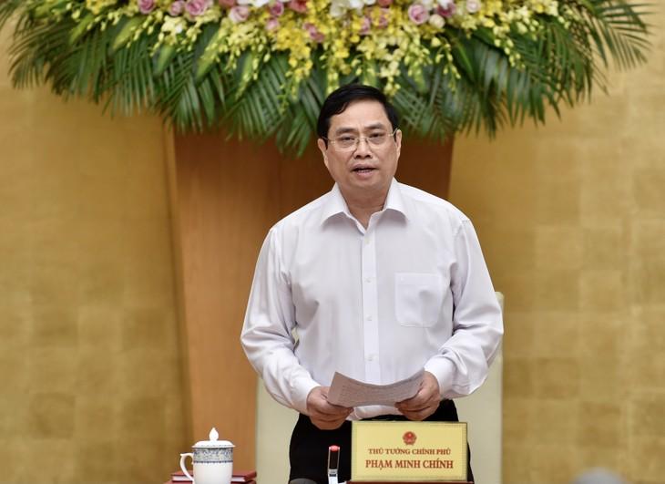 越南以高度决心和巨大努力实现发展目标 - ảnh 2