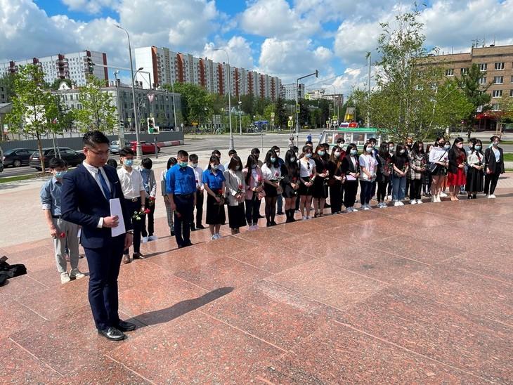 胡志明主席诞辰131周年纪念活动在俄罗斯举行 - ảnh 1