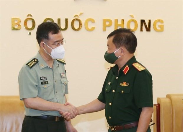 促进越中国防合作 - ảnh 1