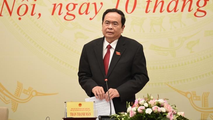 公布越南第十五届国会当选代表名单 - ảnh 1