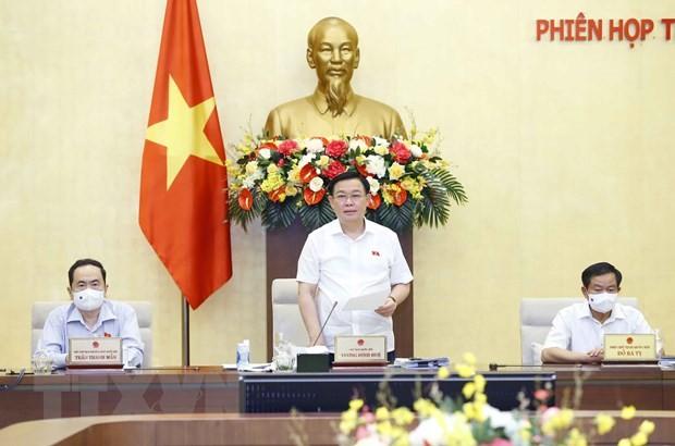 越南15届国会1次会议预计将于7月20日开幕 - ảnh 1