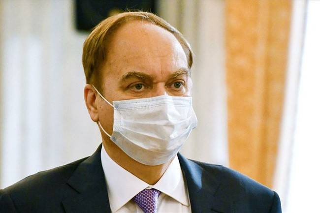 俄美大使返回驻在国 - ảnh 1