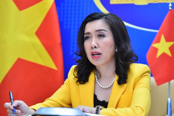 越南要求有关各方不采取造成东海局势复杂化的行动 - ảnh 1