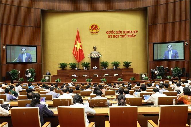 维护政府组织机构稳定将为发展创造前提 - ảnh 2