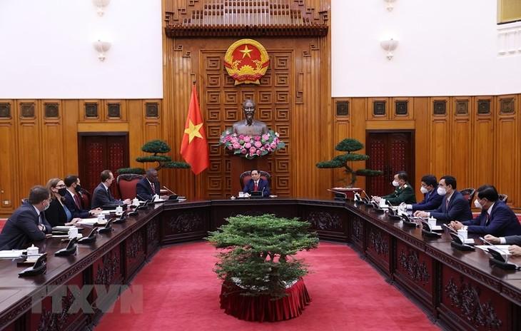 美国支持一个强大、独立、繁荣的越南 - ảnh 1