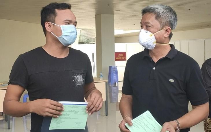 胡志明市新增治愈出院3850人  卫生部再建三个重症监护中心 - ảnh 1