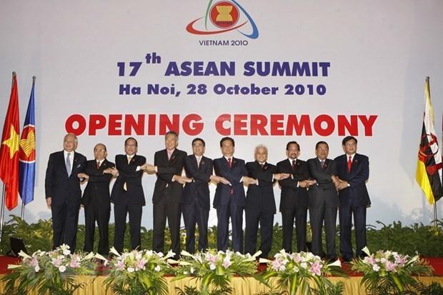 越南与东盟共同体并肩同行、共谋发展的26年 - ảnh 2