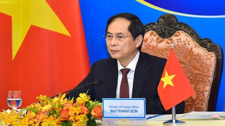 第二届湄公河-美国伙伴关系部长级会议举行 - ảnh 1