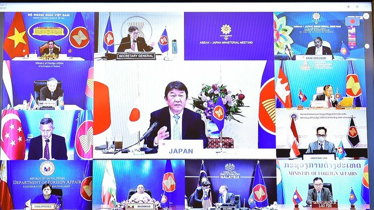 日本强调支持东盟在东海问题上的立场 - ảnh 1