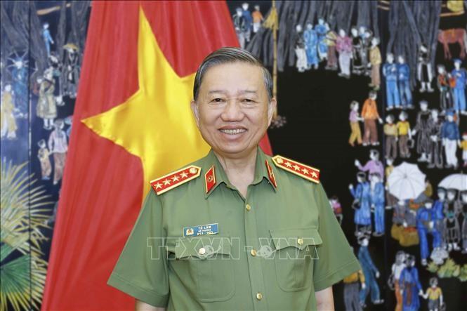 加强越南公安部与中国执法部门的合作 - ảnh 1