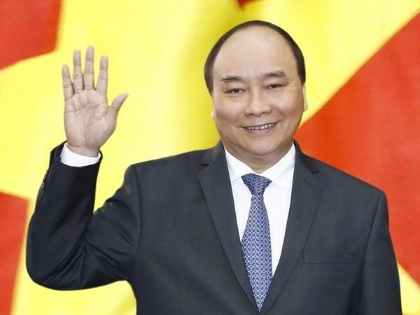 越南国家主席阮春福启程对古巴进行正式友好访问 - ảnh 1