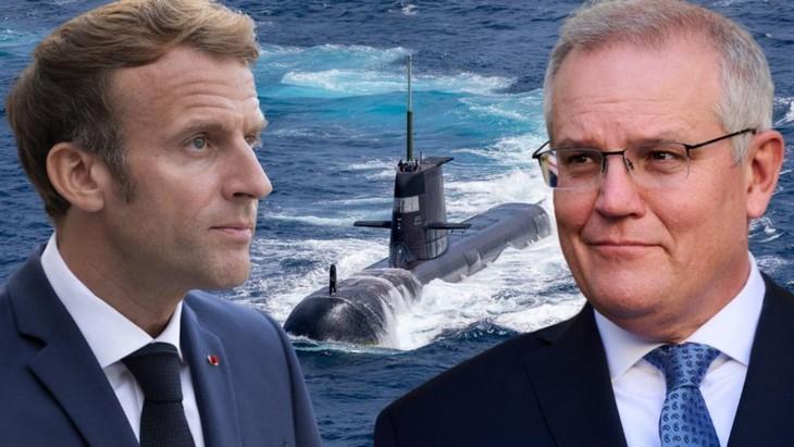 澳大利亚对法国召回大使做出反应 - ảnh 1