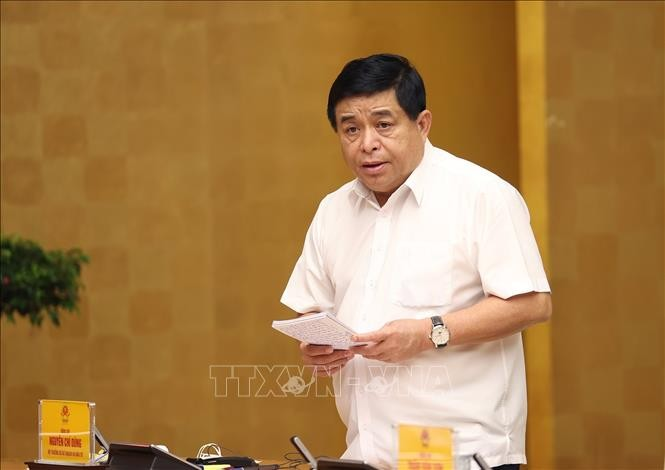 越南计划投资部同各地方制定经济复苏计划 - ảnh 1