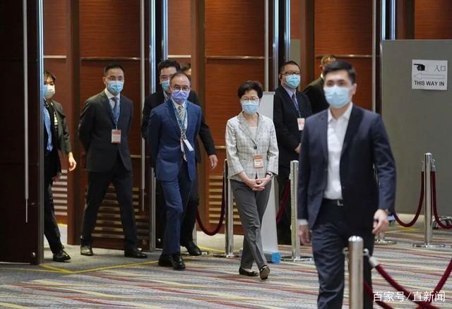 中国香港举行2021年选举委员会选举 - ảnh 1