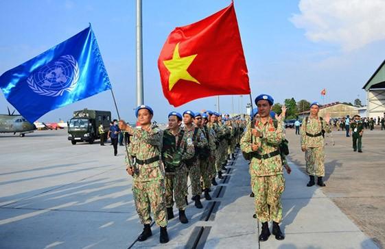 越南将继续为联合国在南苏丹的维和努力作出积极贡献 - ảnh 1