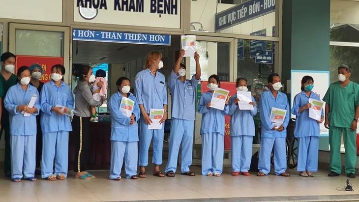 越南治愈出院新冠肺炎患者达50多万例 - ảnh 1
