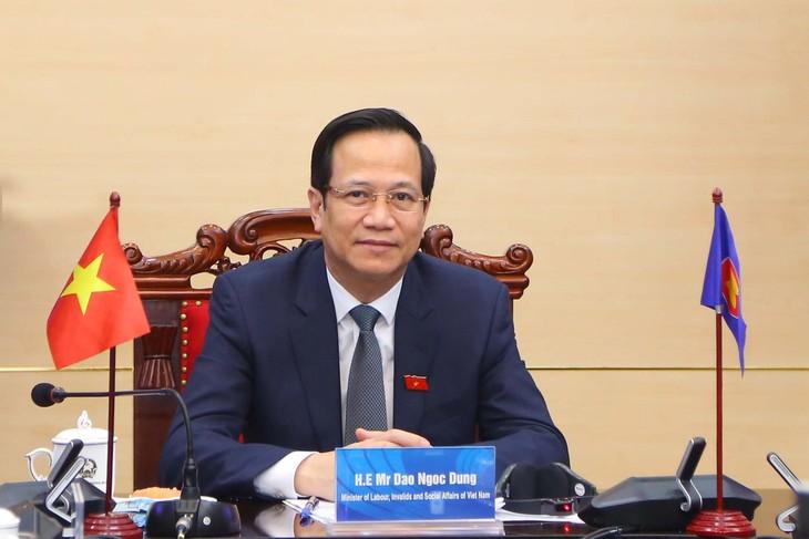 越南相信东盟将在不久的将来渡过疫情难关 - ảnh 1