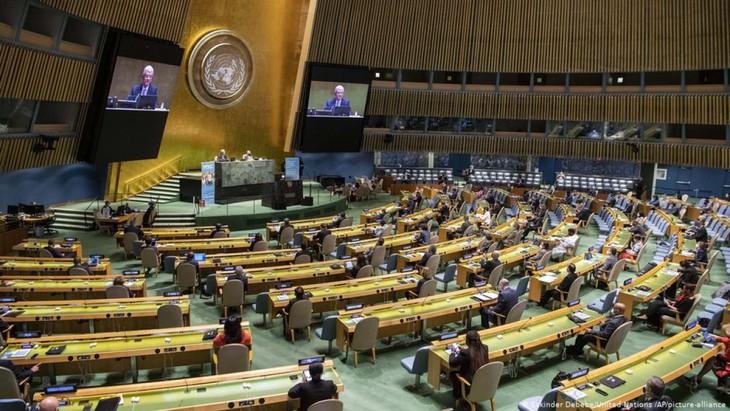 促进和保护人权是越南可持续发展的重中之重、最终目标和动力 - ảnh 1