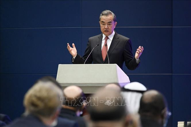 中国希望与东盟促进新领域合作 - ảnh 1