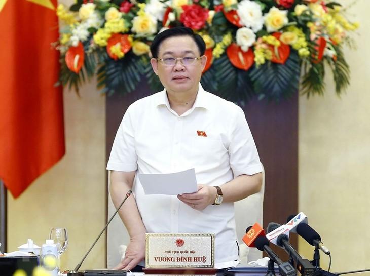越南国会有可能于年底多举行一次专题会议以解决迫切问题 - ảnh 1