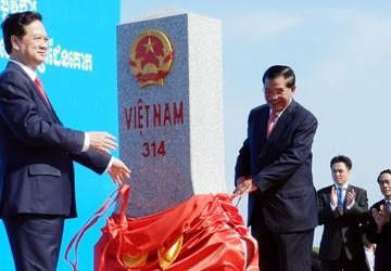 Upacara memperingati Tahun Persahabatan Kamboja-Vietnam di Penompenh. - ảnh 2
