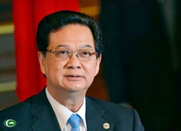 Keterangan PM Nguyen Tan Dung tentang bantuan IMF dan ASEAN + 3 - ảnh 1