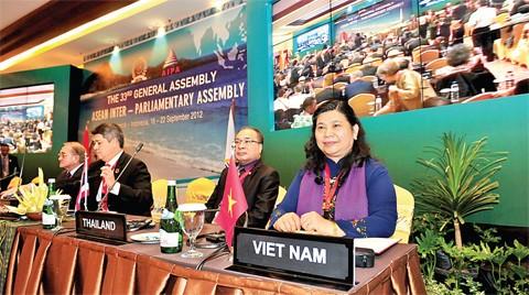 Majelis Umum AIPA 33 mengesahkan banyak keputusan yang penting - ảnh 2
