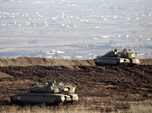 Israel mempertimbangkan pembentukan zona penyangga keamanan di garis perbatasan dengan Suriah - ảnh 1