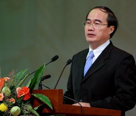 Dewan Nasional tentang perkembangan yang berkesinambungan dan peningkatan daya saing mengadakan sidang - ảnh 1