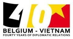 Peringatan ultah ke-40 penggalangan hubungan diplomatik Kerajaan Belgia - Vietnam - ảnh 1
