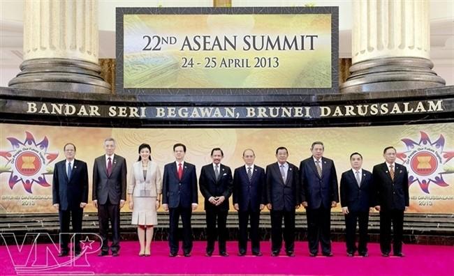 Indonesia siap untuk Konferensi Komunitas Ekonomi ASEAN - ảnh 1