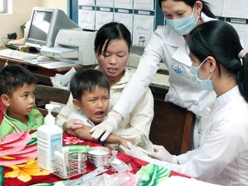 Sistem pelayanan kesehatan masyarakat di Vietnam - ảnh 1