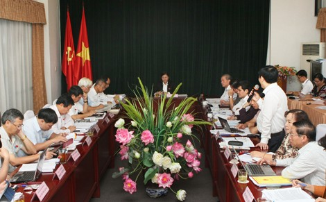 Pekan kerja pertama persidangan ke-6 MN Vietnam angkatan ke-13 telah berakhir - ảnh 1