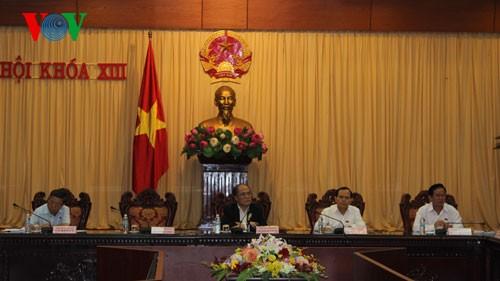 Pekan kerja ke-3 persidangan ke-6 Majelis Nasional Vietnam angkatan ke-13 - ảnh 1