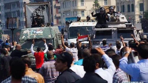 Mesir menghapuskan situasi darurat dan perintah jam malam - ảnh 1